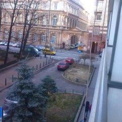 Отель Varsavia Studio Польша, Варшава - отзывы, цены и фото номеров - забронировать отель Varsavia Studio онлайн балкон