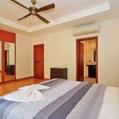 Отель Pattaya Sunset Villa 4 Bedroom Sleeps 8 комната для гостей фото 4