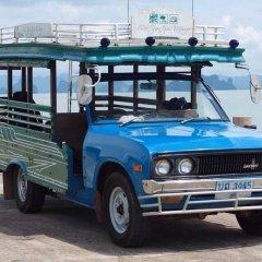 Отель Koh Yao Yai Village городской автобус