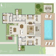 Отель Sailrock Resort- Island Hop Flight Included интерьер отеля
