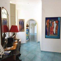 Отель Residenza Sole Италия, Амальфи - отзывы, цены и фото номеров - забронировать отель Residenza Sole онлайн интерьер отеля фото 3