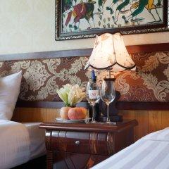 Отель Halong Legacy Legend Cruise комната для гостей фото 2