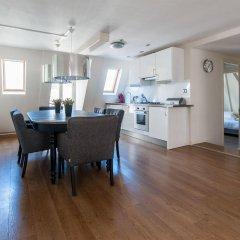 Апартаменты Leidse Square City Center Apartments в номере