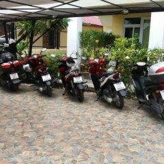 Отель Paradise Garden Resort парковка