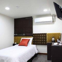 Отель Seoul City Hotel Южная Корея, Сеул - отзывы, цены и фото номеров - забронировать отель Seoul City Hotel онлайн комната для гостей фото 2