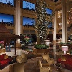 Отель Shangri-la Bangkok гостиничный бар фото 2
