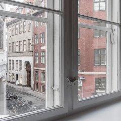 Отель Large Apartment in Historic Centre Дания, Копенгаген - отзывы, цены и фото номеров - забронировать отель Large Apartment in Historic Centre онлайн комната для гостей фото 4