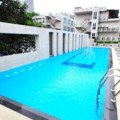 Отель PARINDA Бангкок бассейн фото 3