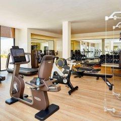 Отель Hyatt Regency Casablanca фитнесс-зал фото 4