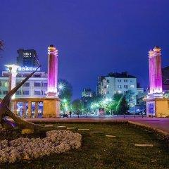Отель Plaza Hotel Болгария, Варна - отзывы, цены и фото номеров - забронировать отель Plaza Hotel онлайн вид на фасад