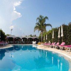 Charme Hotel Villa Principe di Fitalia Сиракуза бассейн