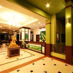 Отель Palm Paradise Resort интерьер отеля фото 2