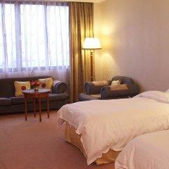 Отель Nanfang Dasha Hotel Китай, Гуанчжоу - 1 отзыв об отеле, цены и фото номеров - забронировать отель Nanfang Dasha Hotel онлайн комната для гостей фото 3