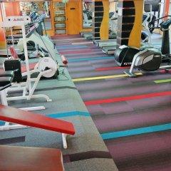 Отель Ebina House Бангкок фитнесс-зал
