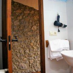 Отель El Juacu ванная