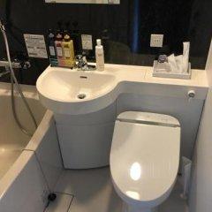 Отель Belken Hotel Tokyo Япония, Токио - отзывы, цены и фото номеров - забронировать отель Belken Hotel Tokyo онлайн ванная
