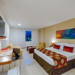 Отель MS Chipichape Superior комната для гостей фото 5