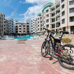 Апартаменты Quiet One Bedroom Apartment with Kitchenette in Avalon Complex спортивное сооружение