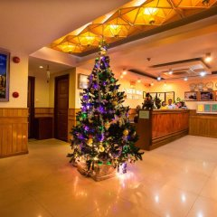 Golden Rain Hotel гостиничный бар