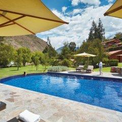 Belmond Hotel Rio Sagrado бассейн фото 2