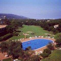 Отель Golf Costa Brava бассейн