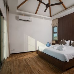 Отель Villa Maluku Пхукет комната для гостей фото 5