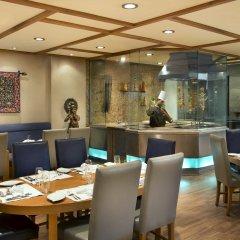 Отель Ramses Hilton питание