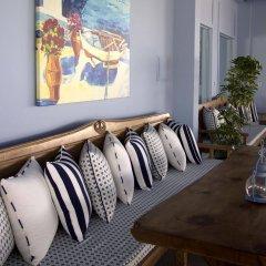 Mavi Beyaz Hotel Beach Club Силифке интерьер отеля фото 2