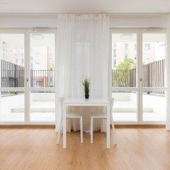 Апартаменты Lubomira Elegant Studio Варшава комната для гостей