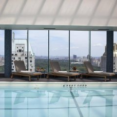 Отель Parker New York США, Нью-Йорк - отзывы, цены и фото номеров - забронировать отель Parker New York онлайн бассейн фото 2