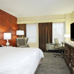 Отель Hampton Inn And Suites Columbus Downtown Колумбус комната для гостей фото 2