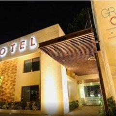 Отель Grand City Hotel Cancun Мексика, Канкун - отзывы, цены и фото номеров - забронировать отель Grand City Hotel Cancun онлайн вид на фасад фото 4