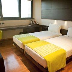 Отель The Hub Hotel Италия, Милан - 9 отзывов об отеле, цены и фото номеров - забронировать отель The Hub Hotel онлайн комната для гостей фото 2