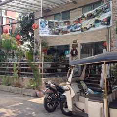 Отель Richly Villa Бангкок спортивное сооружение