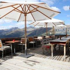 Отель Naturfreundehaus Davos Clavadel гостиничный бар