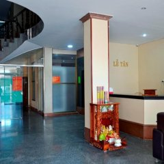 Minh Trang Hotel интерьер отеля фото 3