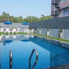 Отель Carpio Hotel Phuket Таиланд, Пхукет - отзывы, цены и фото номеров - забронировать отель Carpio Hotel Phuket онлайн бассейн