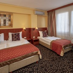 Hotel Charles Будапешт комната для гостей