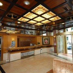 Balasca Hotel интерьер отеля