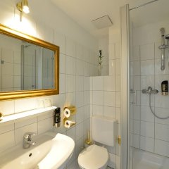 Hotel Domspitzen ванная фото 2