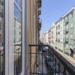 Отель Red Almirante by Homing балкон