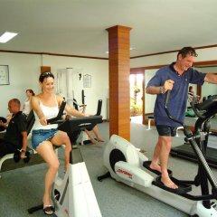 Отель Horizon Patong Beach Resort And Spa Пхукет фитнесс-зал фото 4