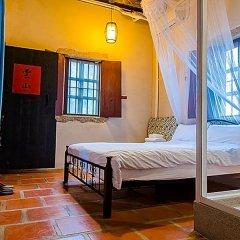 Отель Kinmen The Old House Homestay Китай, Сямынь - отзывы, цены и фото номеров - забронировать отель Kinmen The Old House Homestay онлайн комната для гостей фото 2