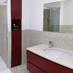 Отель Palazzina di Villa Valmarana Италия, Виченца - отзывы, цены и фото номеров - забронировать отель Palazzina di Villa Valmarana онлайн ванная