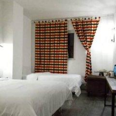 Отель Sotel Inn Cultura Hotel Zhongshan Branch Китай, Чжуншань - отзывы, цены и фото номеров - забронировать отель Sotel Inn Cultura Hotel Zhongshan Branch онлайн комната для гостей фото 2