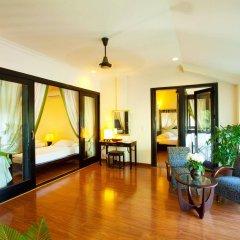 Отель Seahorse Resort & Spa Фантхьет комната для гостей фото 4