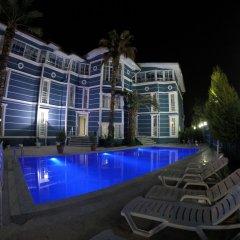 Melrose Viewpoint Hotel Турция, Памуккале - 1 отзыв об отеле, цены и фото номеров - забронировать отель Melrose Viewpoint Hotel онлайн бассейн