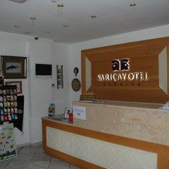 Saricay Hotel Турция, Канаккале - отзывы, цены и фото номеров - забронировать отель Saricay Hotel онлайн интерьер отеля фото 2