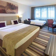 Отель Mercure Hotel Brussels Centre Midi Бельгия, Брюссель - отзывы, цены и фото номеров - забронировать отель Mercure Hotel Brussels Centre Midi онлайн комната для гостей фото 2