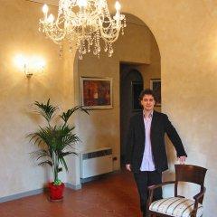 Отель B&B Palazzo Al Torrione Италия, Сан-Джиминьяно - отзывы, цены и фото номеров - забронировать отель B&B Palazzo Al Torrione онлайн интерьер отеля фото 3